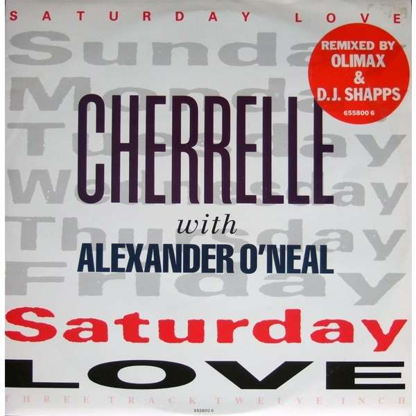 Saturday Love (Feelin' Luv Mix)